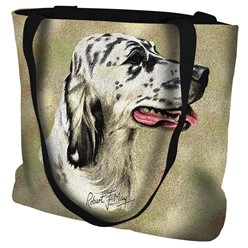 English Setter 2 Tote Bag