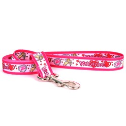 Be My Valentine Leash, Made in the USA