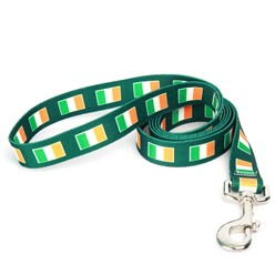 Irish Flag Leash, Made in the USA