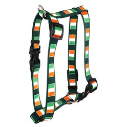 Irish Flag Harness, Made in the USA