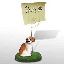 Beagle Dog Memo Holder