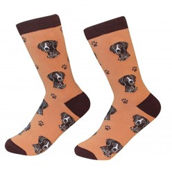 German Shorthaired Pointer Pet Lover Socks