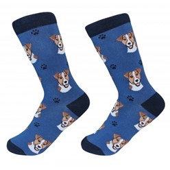Jack Russell Pet Lover Socks