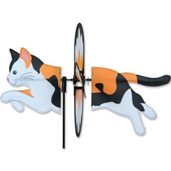 Calico Cat Garden Spinner