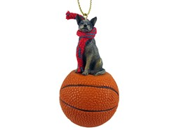 Australian Cattle Dog Sport Christmas Ornament - Click for more breed colors