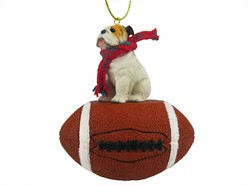 Bulldog Sport Christmas Ornament - Click for more breed colors
