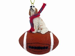 English Setter Belton Sport Christmas Ornament- click for breed colors