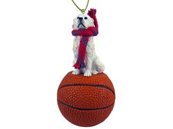 Great Pyrenees Sport Christmas Ornament