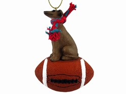 Italian Greyhound Sport Christmas Ornament