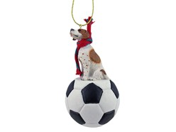 Pointer Sport Christmas Ornament- Click for more breed colors