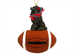 Poodle Sport Christmas Ornament- Click for more breed colors