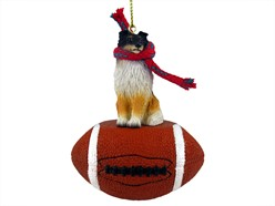 Shetland Sheepdog Sport Christmas Ornament- Click for more breed colors