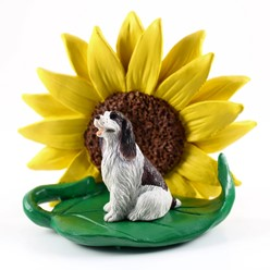 Springer Spaniel Sunflower Dog Breed Figurine- click for more breed colors