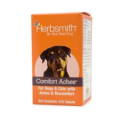 Herbsmith Comfort Aches Tablets 90 ct
