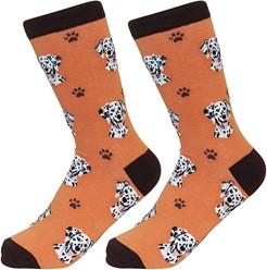 Dalmatian Pet Lover Socks