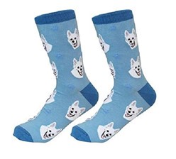 German Shepherd White Pet Lover Socks