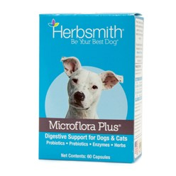 Herbsmith Microflora Plus Digestive Support