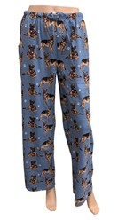 German Shepherd PJ Bottoms