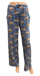 Labrador, Yellow PJ Bottoms
