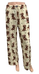 Dachshund PJ Bottoms