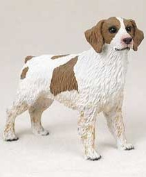 Brittany Canine Kingdom Dog Figurines